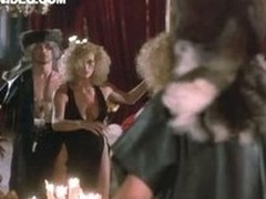 Hot Treacherous Marsha A. Chase Seduced By Sexy Blond Sybil Danning